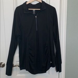Maternity old navy 1/4 zip pullover